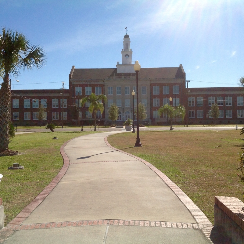 Woodrow Wilson Historical School - Port Arthur, Texas