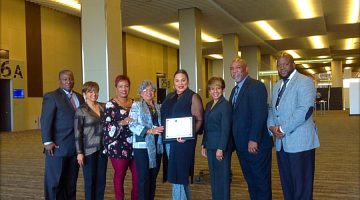 PAEDC Receives Excellence in Economic Development Award
