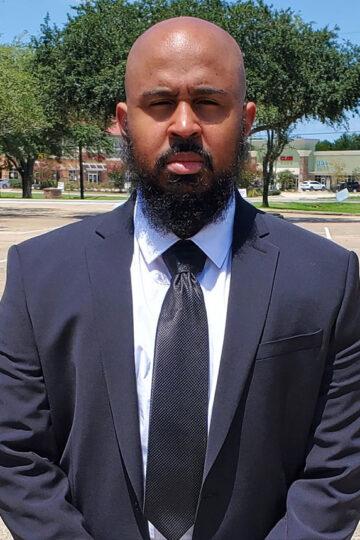 Rashad Harris - PAEDC Board Member